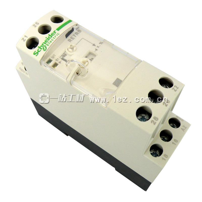 时间继电器(导轨式安装 din导轨安装时间继电器 应用于自动门开启