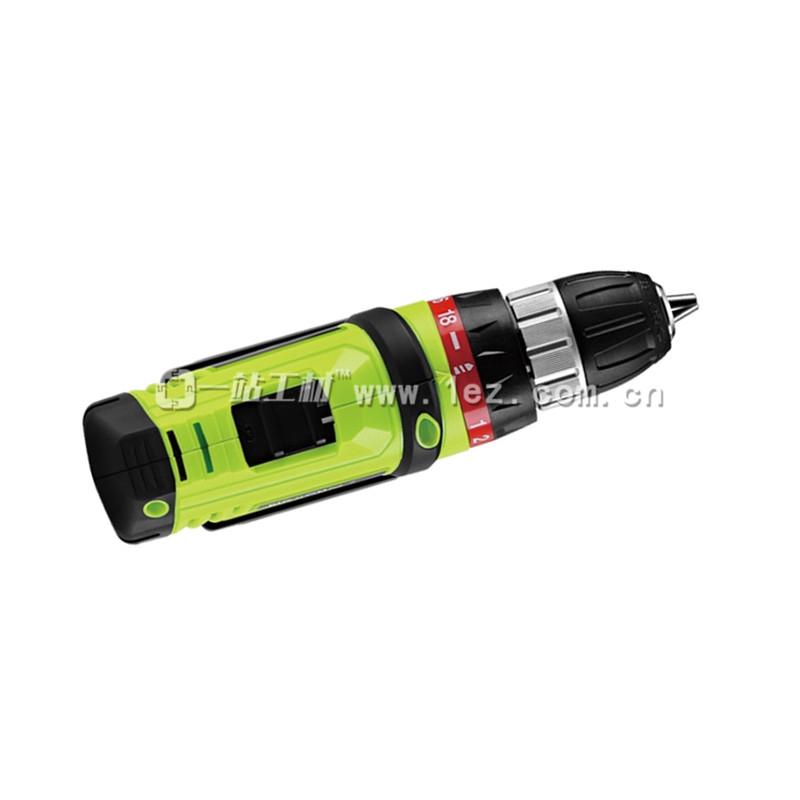 鸽牌gl6-12-2 12v双速充电钻 (锂电充电电钻 手电钻 手枪钻 电动螺丝